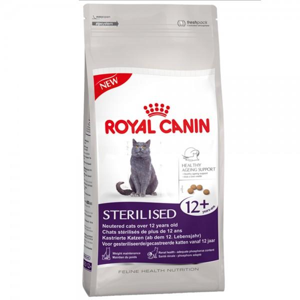 ROYAL CANIN Сухой корм для взрослых стерилизованных